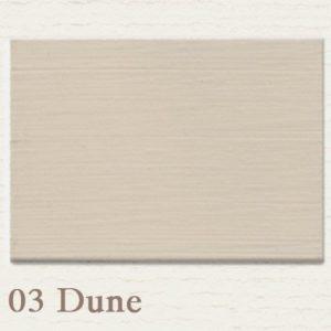 Painting the Past - 03 Dune Houtverf Eggshell 750 ml