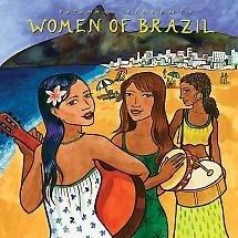 Women of brazil cd Putumayo bij Jolijt