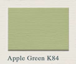 Painting the Past –84 Apple Green Houtverf Eggshell 750 ml