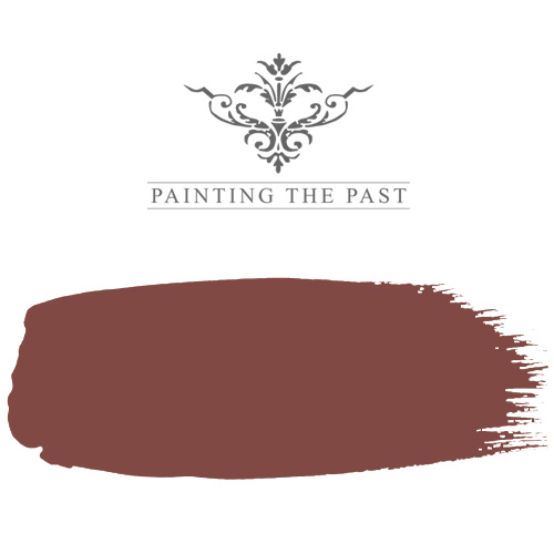 SALE Proefpotje 34 Ruby Red  Painting the Past