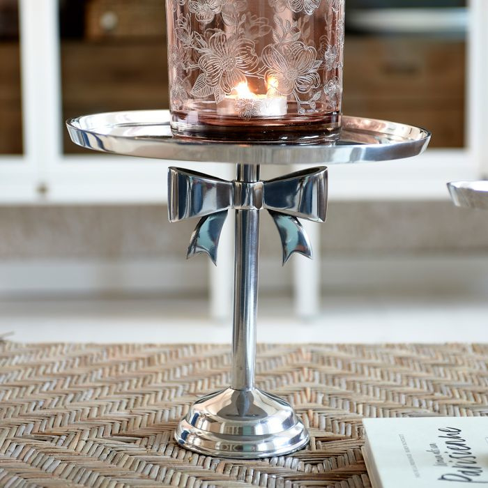 Classic Bow Cake Stand L Riviera Maison 480960