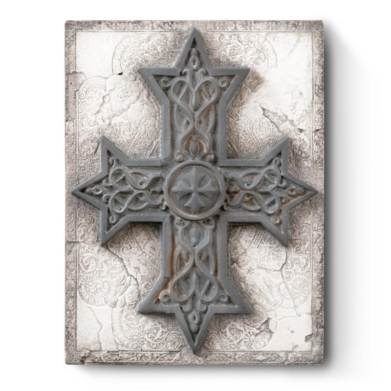 T489 Ancient Cross Sid Dickens Tegel