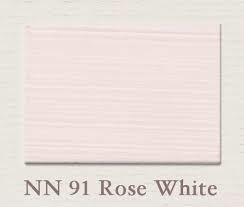 Painting the Past -NN91 Rose White Houtverf Matt 750 ml