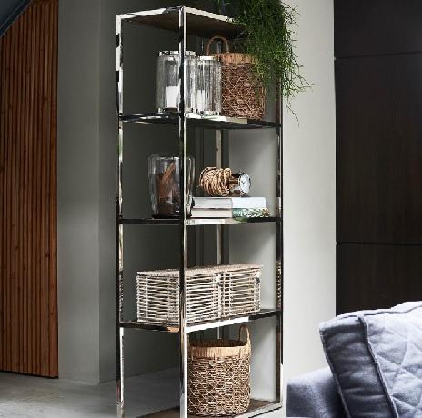 Bleeckerstreet Book Cabinet Riviera Maison 433920