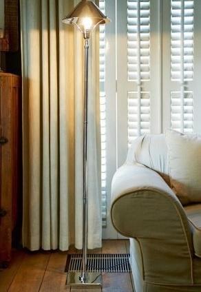 Sicily Floor Lamp Riviera Maison 279260