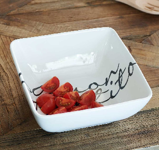 Goede Buon Appetito Bowl L Riviera Maison 182680 | Kommen & Soepkommen HN-77