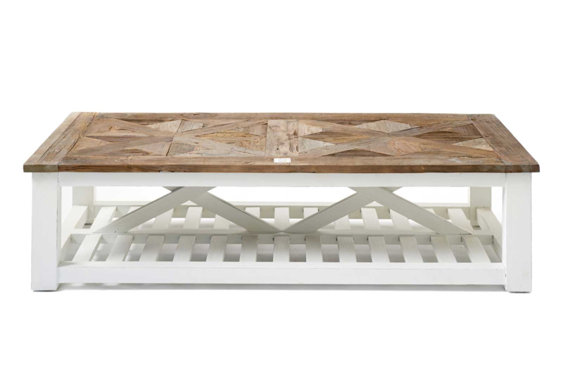 Chateau Chassigny Coffee Table, 150x70cm Riviera Maison 218530