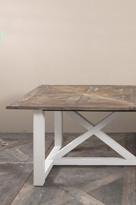Riviera Maison Eettafel Bank.Chateau Chassigny 180x90 Cm Riviera Maison 207380 Eettafels Jolijt
