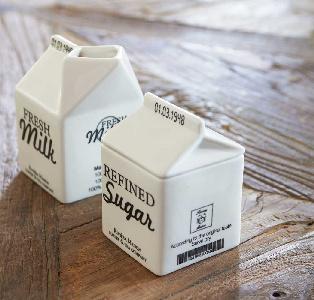 Carton Jar Milk Riviera Maison 249190