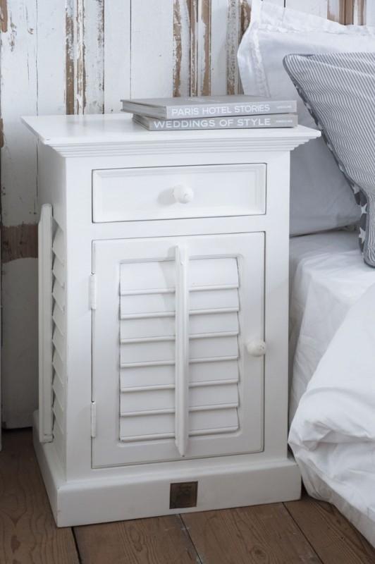 New Orleans Bedcabinet Left Riviera Maison 135220