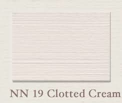 Painting the Past - NN19 Clotted Cream Houtverf Eggshell 750 ml