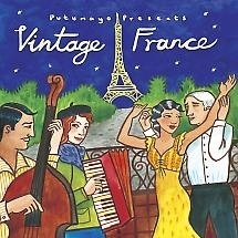 Cd Vintage France Putumayo bij Jolijt