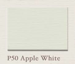 SALE Proefpotje Apple White Painting the Past
