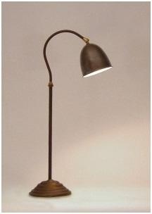 Delphi Bureaulamp Tierlantijn bij Jolijt