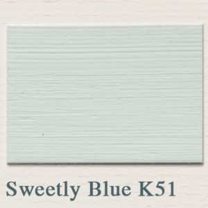 SALE Proefpotje 51 Sweetly Blue Painting the Past