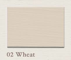 Painting the Past - 02 Wheat Houtverf Eggshell 750 ml