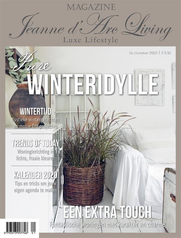 Jeanne d 'Arc Living Magazine nr. 1 -2020