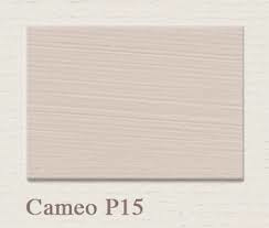 Painting the Past - P15 Cameo Houtverf Eggshell 750 ml