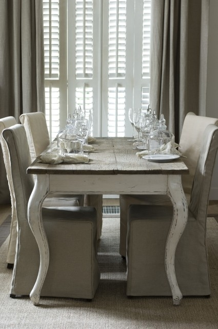 Driftwood Dining Table 180 x 90 cm Riviera Maison 146410