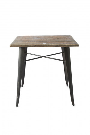 Camden Lock Dining Table 80x80 cm Riviera Maison 319370