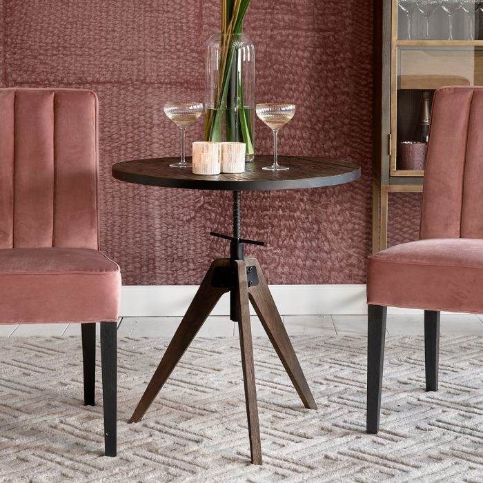 The Whyte Adjustable Bistro Table D70x76/66 Riviera Maison 454430