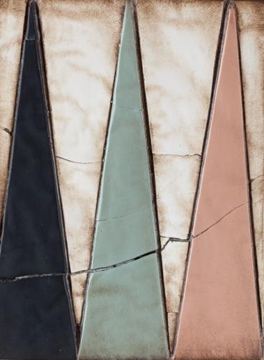 Ap 46 Coloured Pinnacles - 20th Anniversary Sid Dickens tegel bij Jolijt