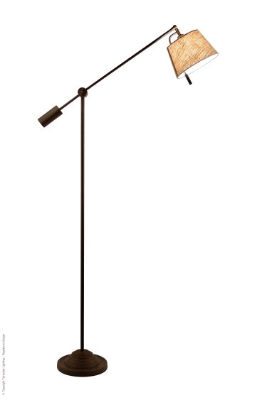 Sanetti Vloerlamp (excl. kap) Frezoli