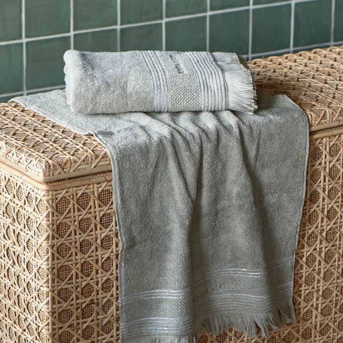 Serene stone Towel  100x50 Riviera Maison 482080