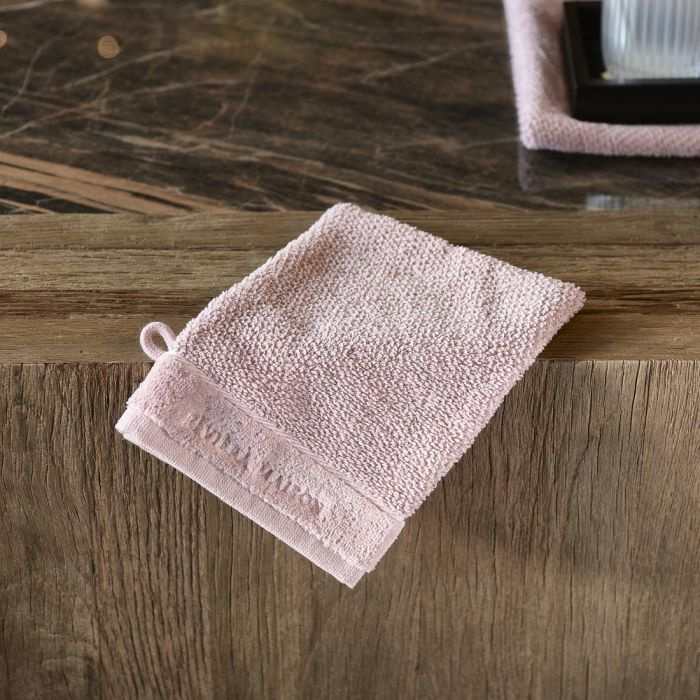 RM Elegant mauve Wash Cloth Riviera Maison 495280