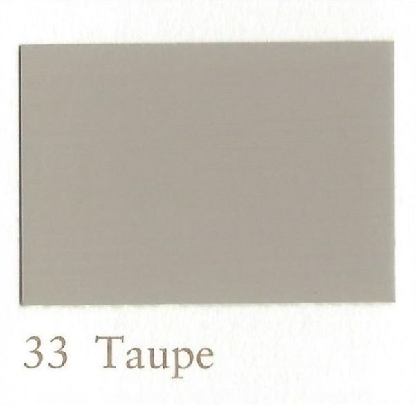 Painting the Past –33 Taupe Houtverf Eggshell 750 ml