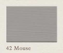 Painting the Past –42 Mouse Houtverf Matt 750 ml