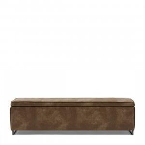 Club 48 Bench With Lid, pellini, coffee Riviera Maison 4683002