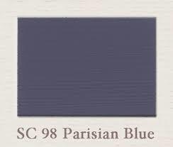 Painting the Past – SC 98 Parisain Blue Houtverf Matt 750 ml