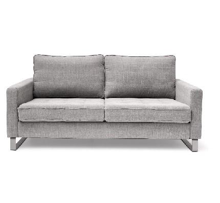 West Houston Sofa 2,5 seater, washed cotton, stone Riviera Maison 3908003 (showmodel)