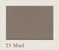 Painting the Past – 23 Mud Houtverf Eggshell 750 ml