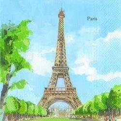 Lunch-Servietten Paris