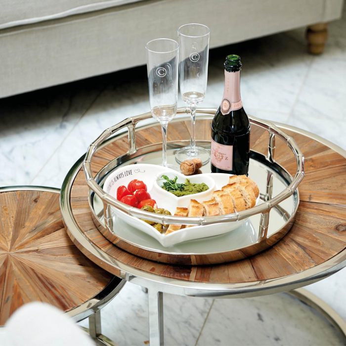 Greenwich Coffee Table set van 2 Riviera Maison 349570