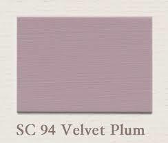 Painting the Past –SC94 Velvet Plum Houtverf Matt750 ml