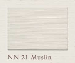 Painting the Past – NN21 Muslin Houtverf Eggshell 750 ml
