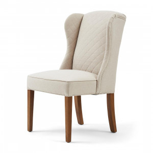 William Dining Chair, flanders flax Riviera Maison 4657003