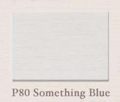 Painting the Past – P80 Something Blue Houtverf Matt 750 ml