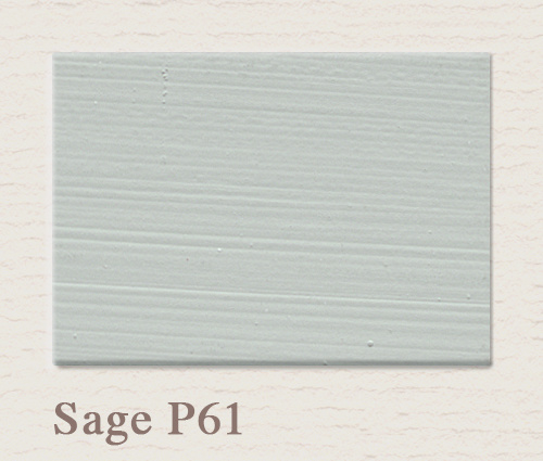 Painting the Past - P61 Sage Houtverf Eggshell 750 ml