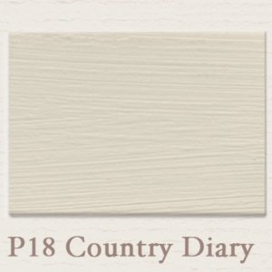 Painting the Past – Country Diary BW P18 Houtverf Matt 750 ml