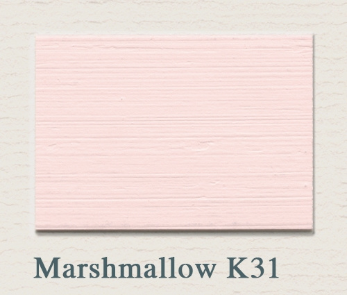 Painting the Past – K31 Marshmallow Houtverf Eggshell 750 ml