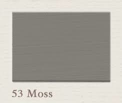 Painting the Past –53 Moss Houtverf Eggshell 750 ml
