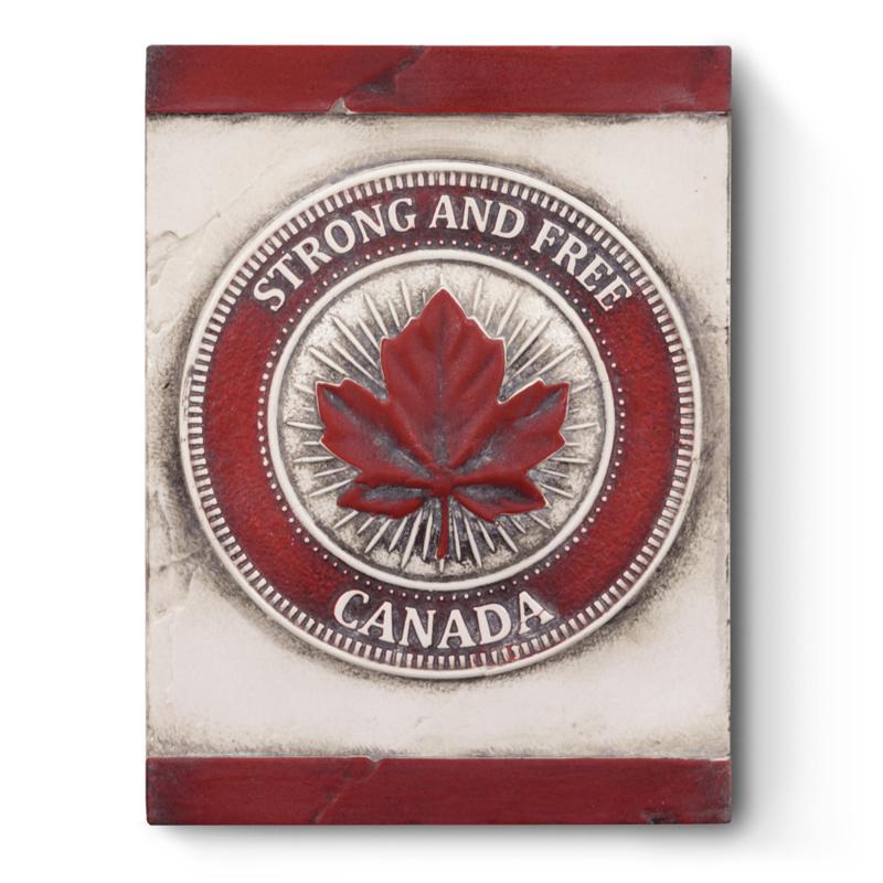 SP07 O Canada Sid Dickens Tegel