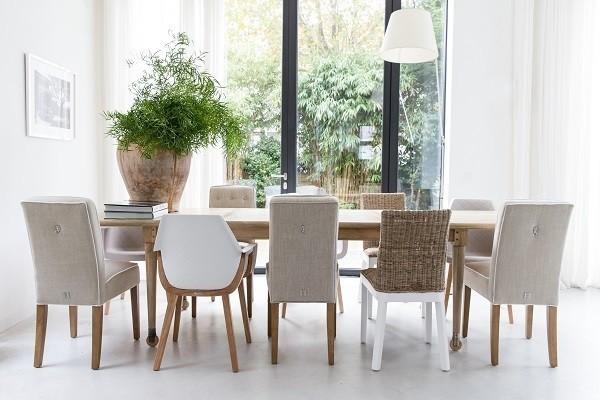 Eettafel Met Stoelen Riviera Maison.Stoelen Jolijt