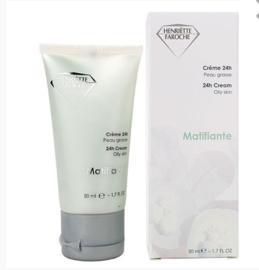 Henriette Faroche Matifiante 24h crème vette huid 50 ml