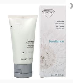 Henriette Faroche Sensilence 50 ml 24h crème gevoelige huid