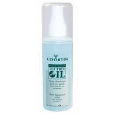 COURTIN VOET DEODORANT-SPRAY 100 ML 4+1 gratis